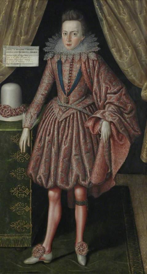 Peake, Robert, c.1551-1619; Charles I (1600-1649)