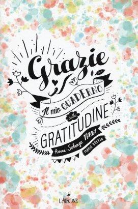 grazie quaderno della gratitudine