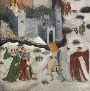 palle di neve castello buonconsiglio trento
