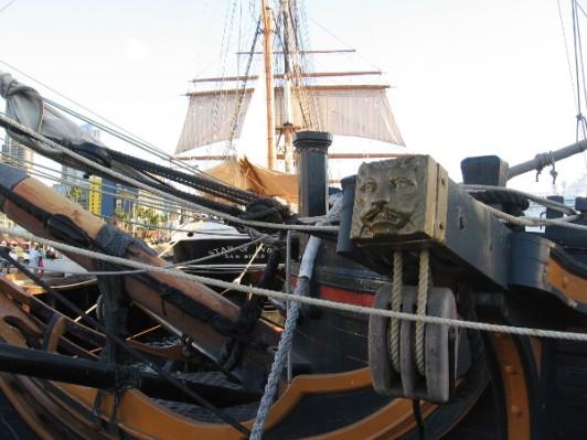 CatHead HMS Surprise