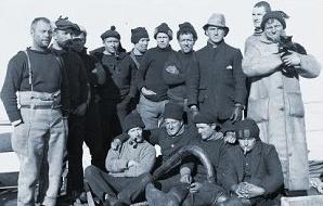 Nigger ed equipaggio