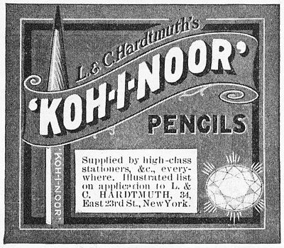 kohinoor Pencil