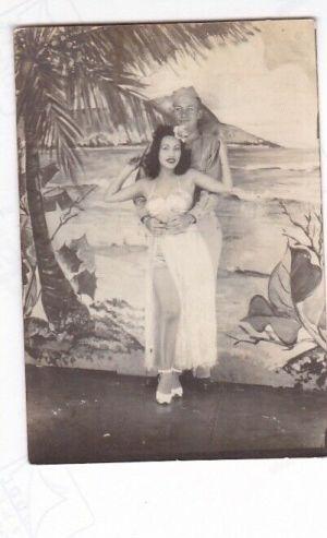 Hula Girl Soldato