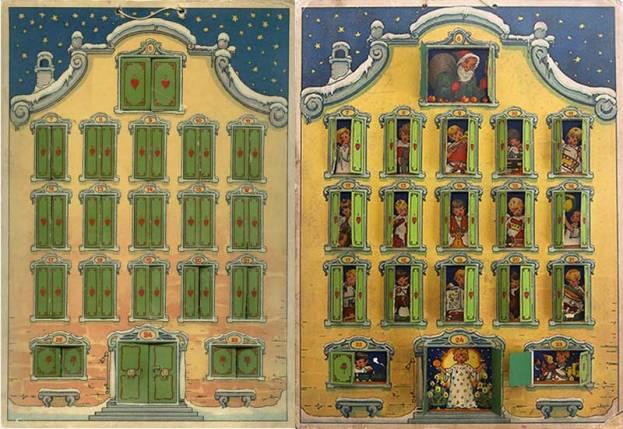 Nikolaus Calendar