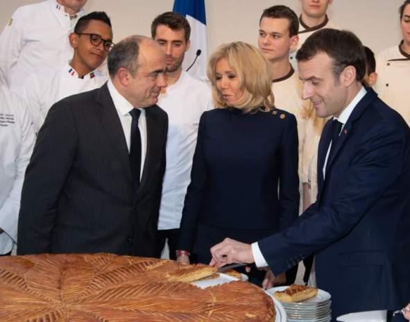 la-galette-des-rois-de-brigitte-et-emmanuel-macron